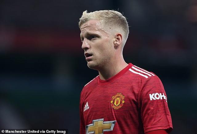 Huyền thoại Van Basten khẳng định Van de Beek sẽ hối hận vì chọn Man Utd - 2
