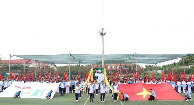 Đắk Lắk: Học sinh các cấp tranh tài tại Hội khỏe Phù Đổng lần thứ 15 - 1