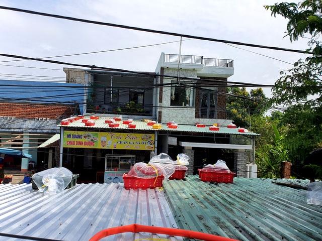 """Người dân Quảng Nam hối hả chằng chống nhà """"đón"""" bão - 11"""