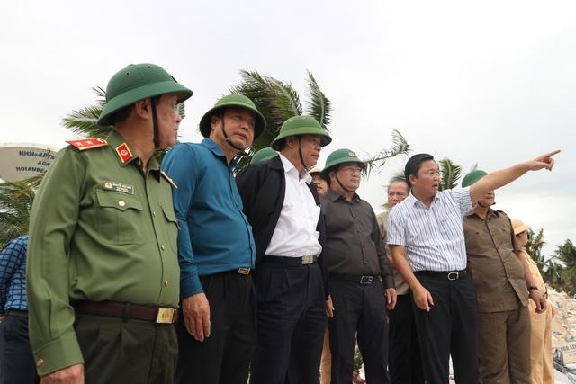Thừa Thiên Huế cảnh báo người dân không ra khỏi nhà trong suốt 21 tiếng - 8