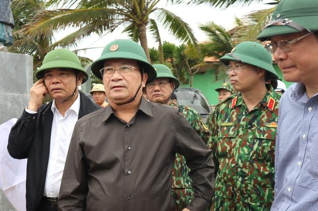 Thừa Thiên Huế cảnh báo người dân không ra khỏi nhà trong suốt 21 tiếng - 9