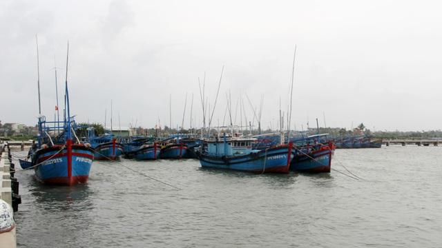 Phú Yên cấm biển từ 9h sáng nay - 2