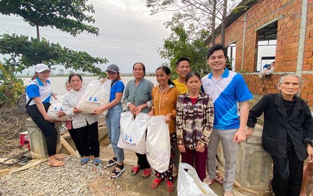 Khải Hoàn Land chung tay hỗ trợ đồng bào bị thiệt hại do bão lụt tại Thừa Thiên Huế - 2