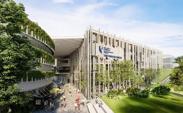 Đại học Quản lý Singapore (SMU) – Đẳng cấp của một thương hiệu giáo dục - 1