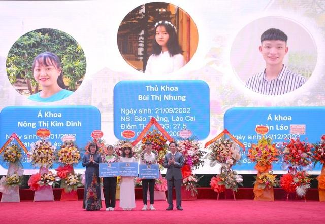Lào Cai: Tuyển sinh cao đẳng, trung cấp nghề 2 năm liền đều vượt kế hoạch - 1