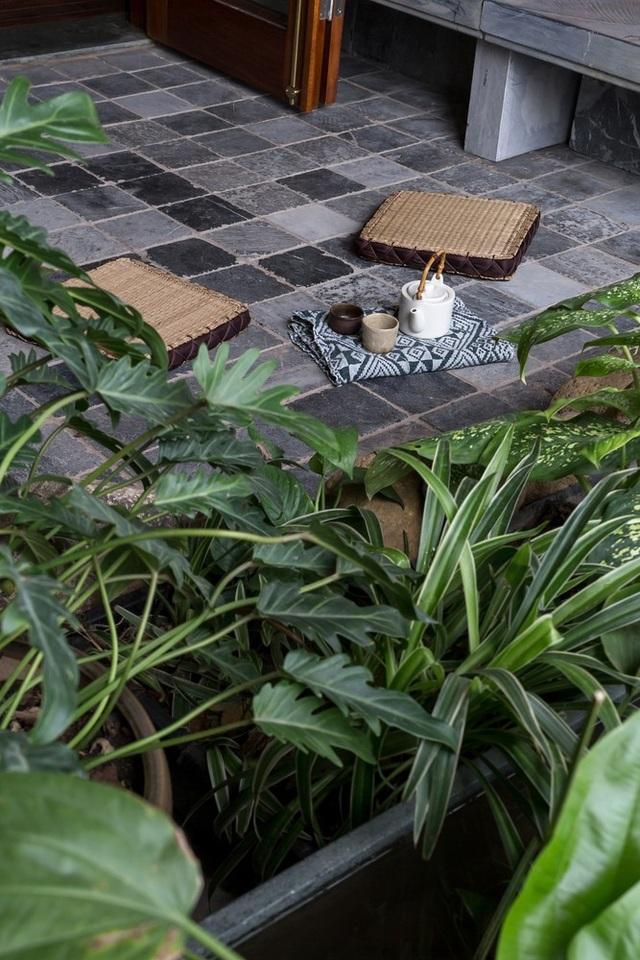Căn chung cư ở Hà Nội ngập cây xanh như nhà vườn nghỉ dưỡng trên không - 10