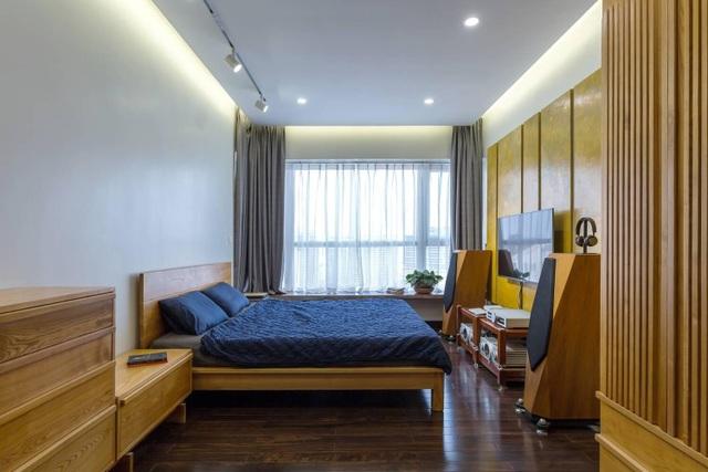 Căn chung cư ở Hà Nội ngập cây xanh như nhà vườn nghỉ dưỡng trên không - 11