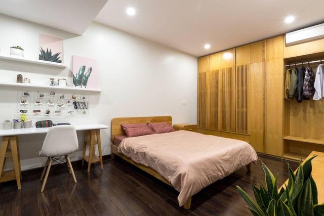 Căn chung cư ở Hà Nội ngập cây xanh như nhà vườn nghỉ dưỡng trên không - 12