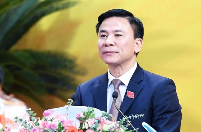 Thanh Hóa có tân Chủ tịch tỉnh 48 tuổi - 5