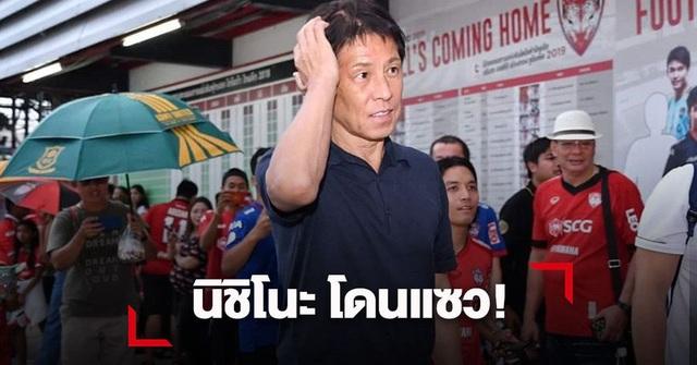 Các CLB Thai-League kêu trời vì vận đen của HLV Akira Nishino - 1