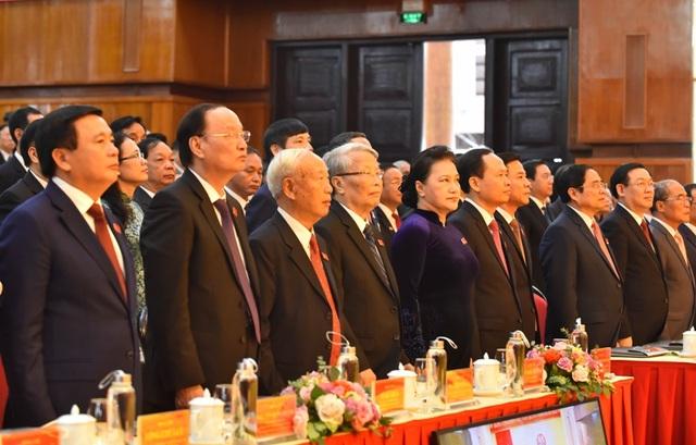 Khai mạc Đại hội đại biểu Đảng bộ tỉnh Thanh Hóa lần thứ XIX - 2