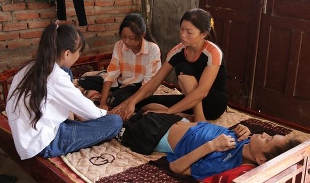 Người phụ nữ tận cùng nghèo khổ bất lực nhìn chồng chết dần - 3