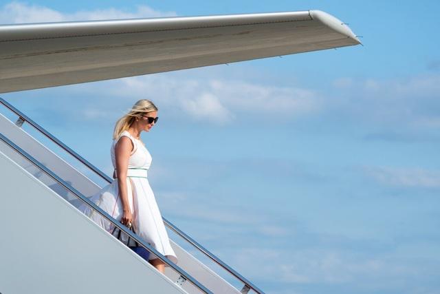 Bầu cử Mỹ 2020: Ái nữ nhà Trump nhập cuộc thuyết phục cử tri trước giờ G - 1