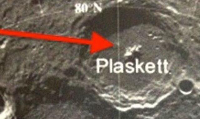 NASA đã đưa ra bằng chứng về một thành phố trên Mặt Trăng? - 1