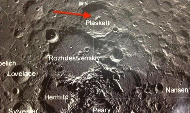NASA đã đưa ra bằng chứng về một thành phố trên Mặt Trăng? - 2