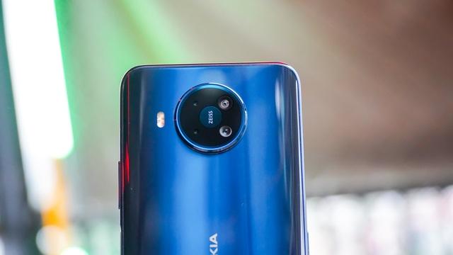 Đánh giá Nokia 8.3 5G: Hiệu năng ổn, camera tốt, đáng tiếc ở màn hình - 4