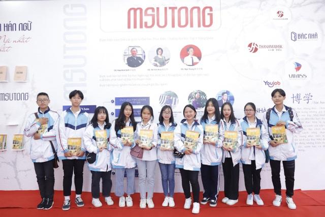 Tiếng Trung Thanhmaihsk ra mắt thương hiệu sách Bác Nhã và giáo trình Hán ngữ Msutong - 6