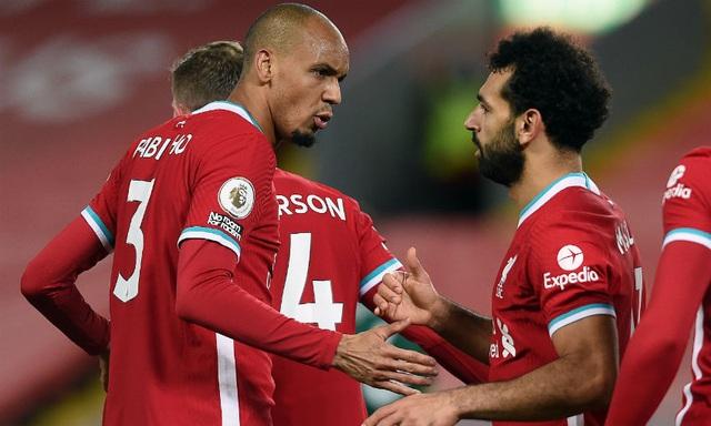 Liverpool gồng mình trước sóng dữ ở Champions League - 2