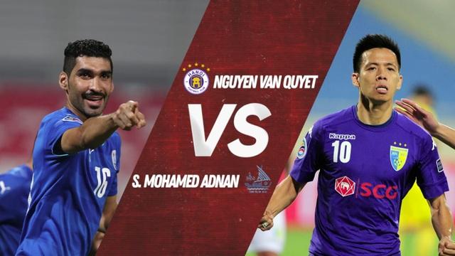 Quang Hải và Văn Quyết tranh giải bàn thắng đẹp nhất lịch sử AFC Cup - 3