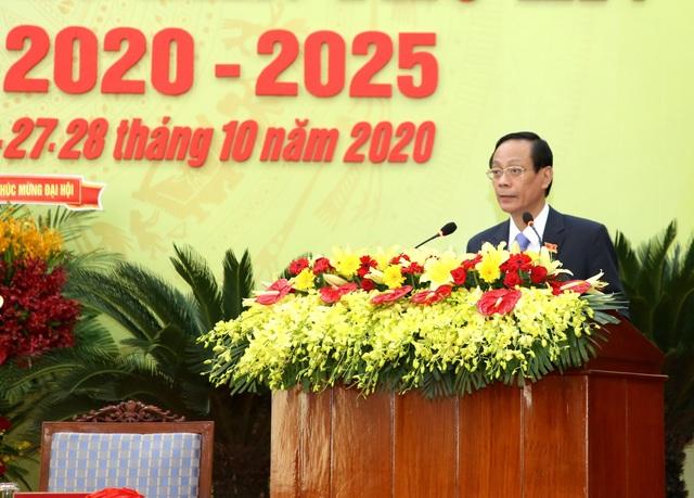 Khai mạc Đại hội Đảng bộ tỉnh Ninh Thuận lần thứ XIV - 2