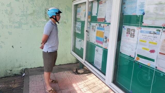 Hà Nội: Gần cuối năm công nhân vẫn mỏi mòn tìm việc - 2