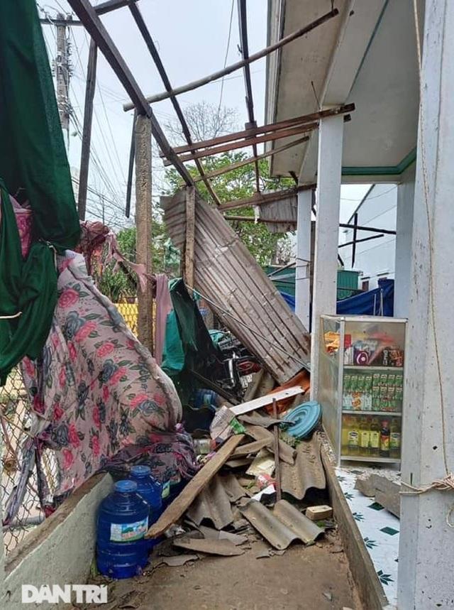 Đảo Lý Sơn tan hoang nhà cửa, tàu thuyền sau khi bão số 9 quét qua - 3