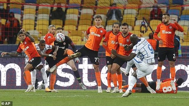 Martinez và Lukaku vô duyên, Inter chia điểm cùng Shakhtar Donestk - 2