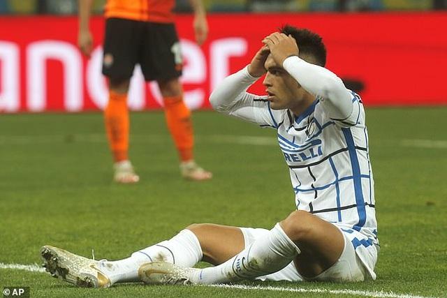 Martinez và Lukaku vô duyên, Inter chia điểm cùng Shakhtar Donestk - 1