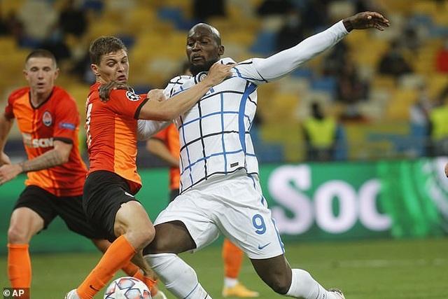 Martinez và Lukaku vô duyên, Inter chia điểm cùng Shakhtar Donestk - 4