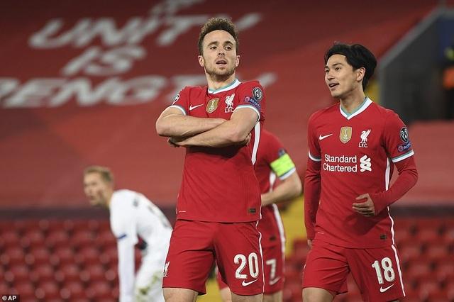 """Vượt qua """"tí hon"""", Liverpool tổn thất lớn về lực lượng - 4"""