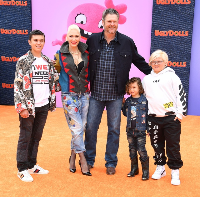 Gwen Stefani nhận lời cầu hôn của bạn trai kém 7 tuổi - 6