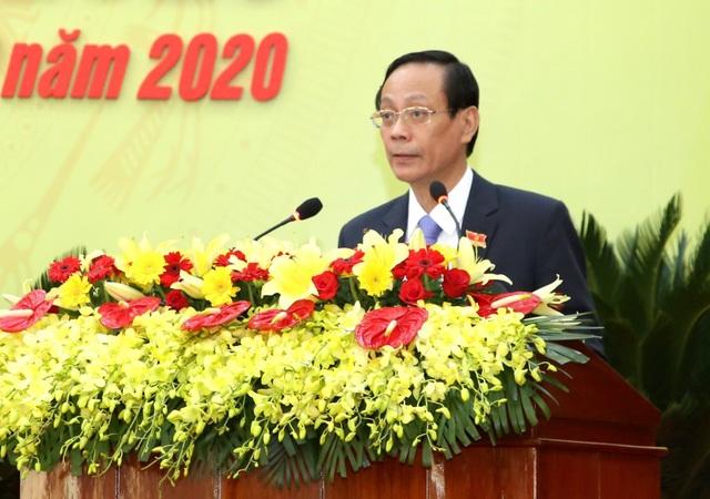 Ông Nguyễn Đức Thanh tái đắc cử Bí thư Tỉnh ủy Ninh Thuận - 1