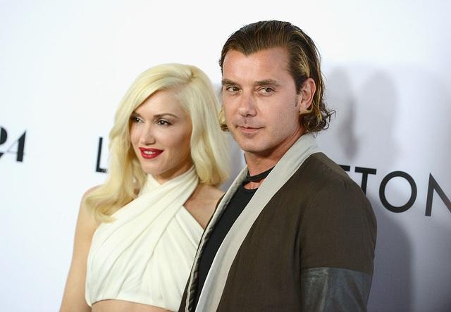 Gwen Stefani nhận lời cầu hôn của bạn trai kém 7 tuổi - 8
