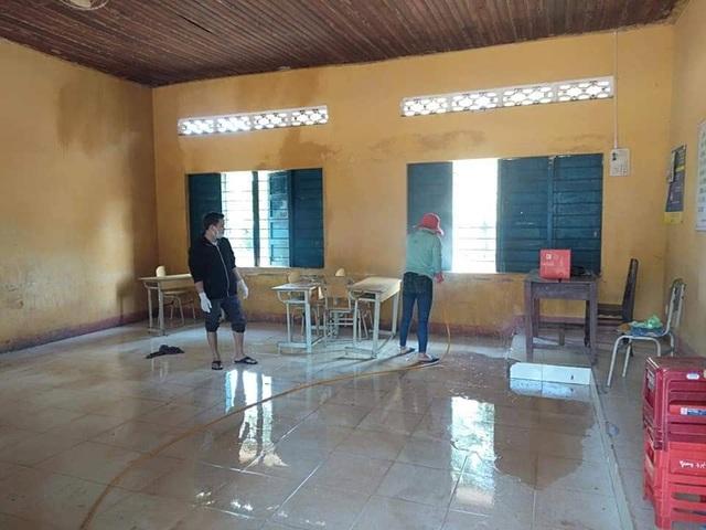 Thừa Thiên Huế, Đắk Lắk cho học sinh nghỉ học do ảnh hưởng bão số 9 - 3
