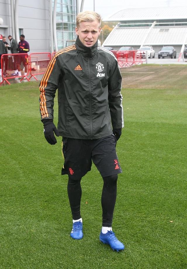 """Dàn """"hùng binh"""" của Man Utd """"luyện công"""", sẵn sàng đón RB Leipzig - 10"""
