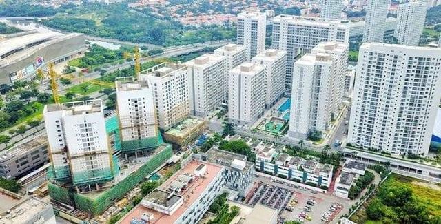 Giá thuê căn hộ dịch vụ và khách sạn rủ nhau lao dốc - 1