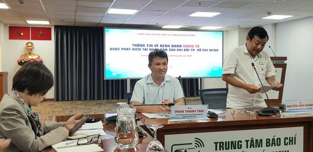 Tiếp tục truy vết người tiếp xúc với chuyên gia Hàn Quốc nghi mắc Covid-19 - 1