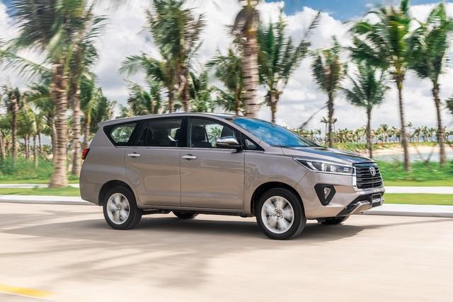 Chọn ô tô cho gia đình, tại sao Toyota Innova 2020 lại được yêu thích? - 3