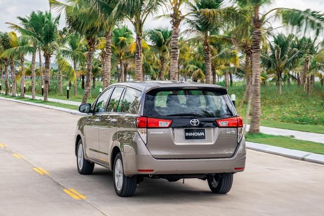 Chọn ô tô cho gia đình, tại sao Toyota Innova 2020 lại được yêu thích? - 4