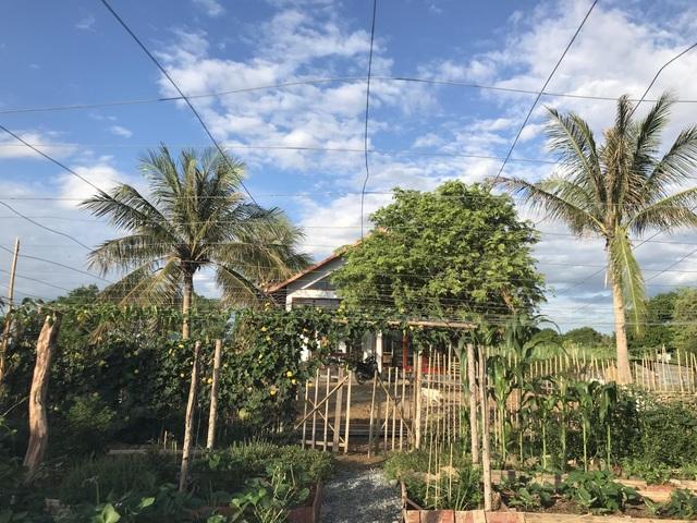 """Gia đình Hà Nội về quê làm 5.000m2 ruộng vườn: Những """"nỗi khổ"""" chưa kể - 3"""