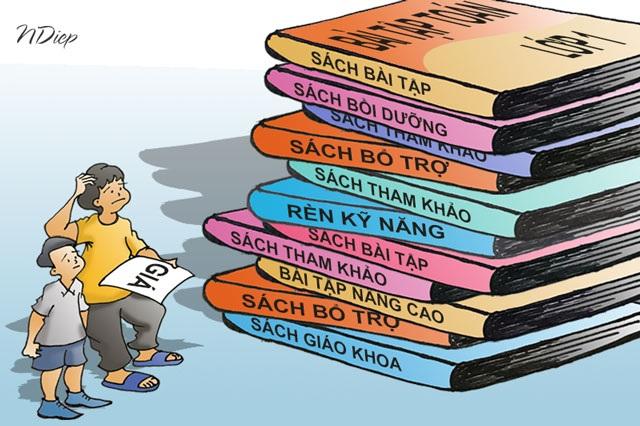 Sự kỳ vọng vào ngành giáo dục - 1