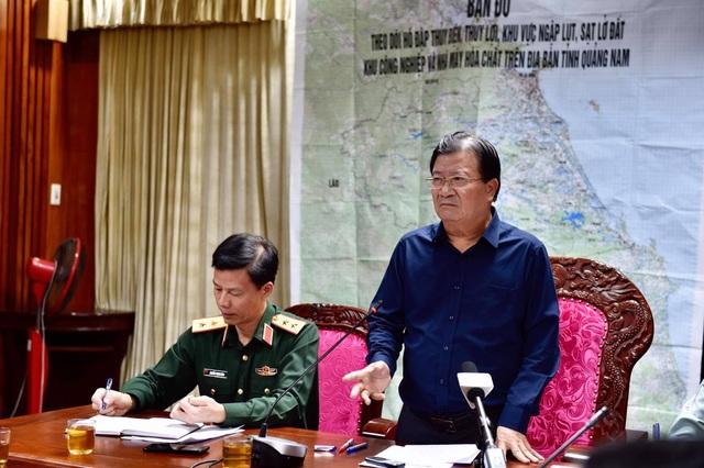 Quảng Nam sạt lở đất, nhiều người bị vùi lấp, Thủ tướng lệnh cứu hộ khẩn - 2