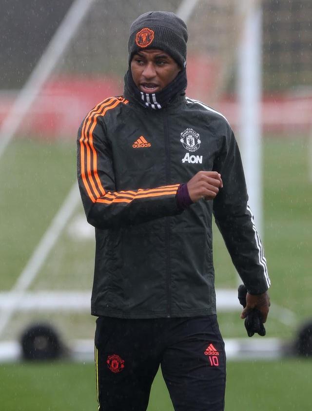 """Dàn """"hùng binh"""" của Man Utd """"luyện công"""", sẵn sàng đón RB Leipzig - 15"""