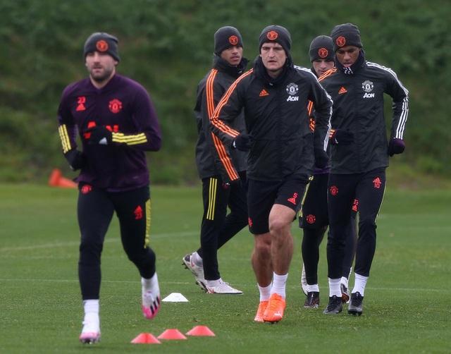 """Dàn """"hùng binh"""" của Man Utd """"luyện công"""", sẵn sàng đón RB Leipzig - 7"""