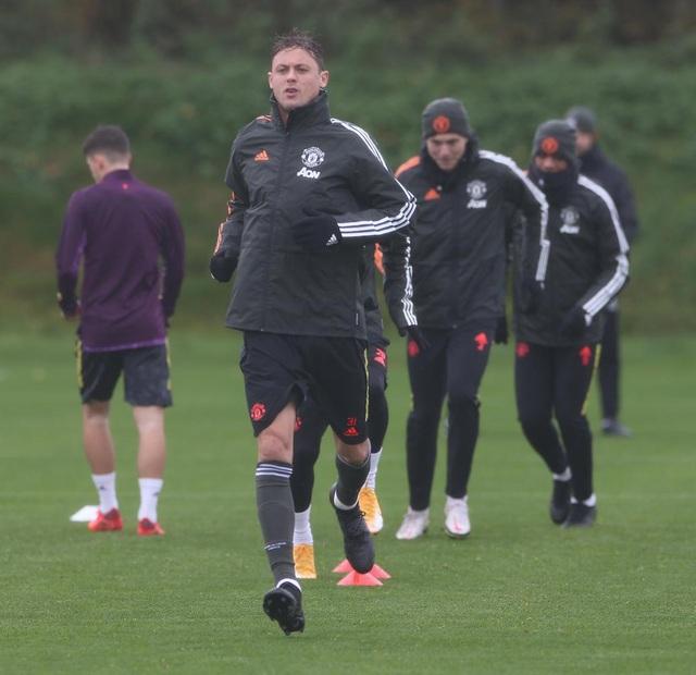 """Dàn """"hùng binh"""" của Man Utd """"luyện công"""", sẵn sàng đón RB Leipzig - 13"""