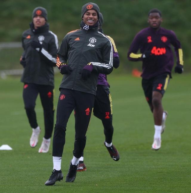 """Dàn """"hùng binh"""" của Man Utd """"luyện công"""", sẵn sàng đón RB Leipzig - 14"""