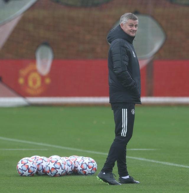 """Dàn """"hùng binh"""" của Man Utd """"luyện công"""", sẵn sàng đón RB Leipzig - 5"""