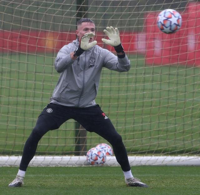 """Dàn """"hùng binh"""" của Man Utd """"luyện công"""", sẵn sàng đón RB Leipzig - 8"""