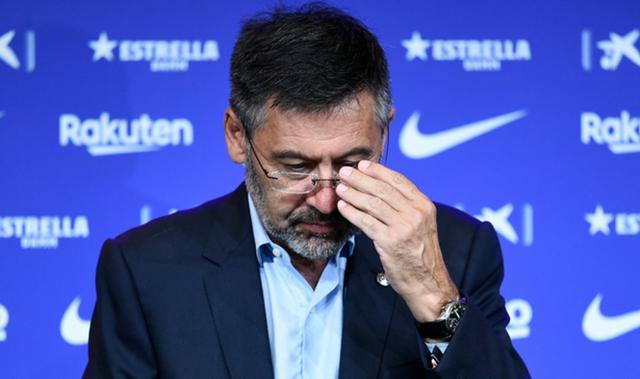 """Chủ tịch Barcelona buộc phải từ chức: """"Cái chết"""" được báo trước! - 1"""