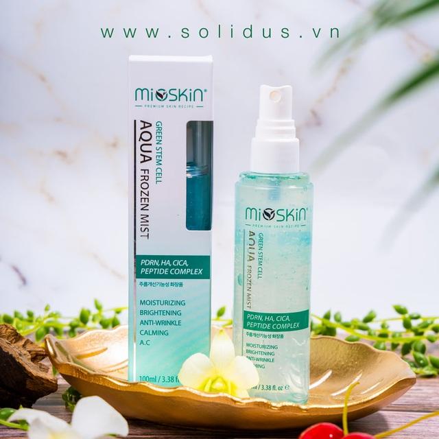 Xịt dưỡng da Mioskin - lần đầu tiên xuất hiện tại Việt Nam - 1
